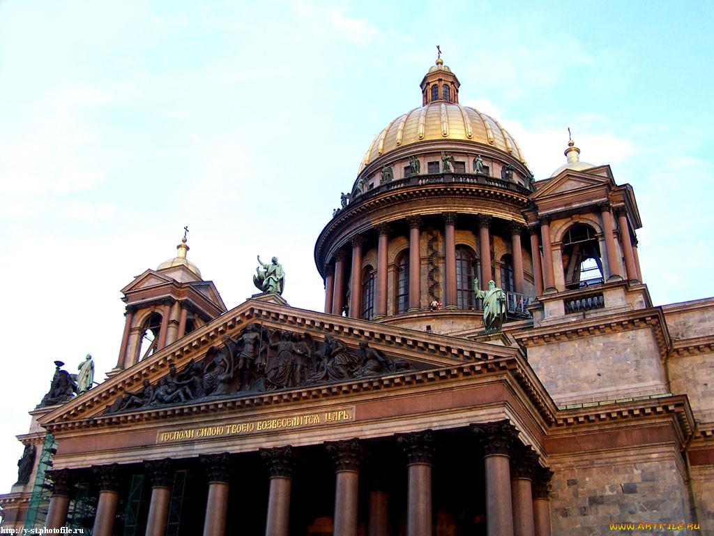 исакиевский собор в фотографиях